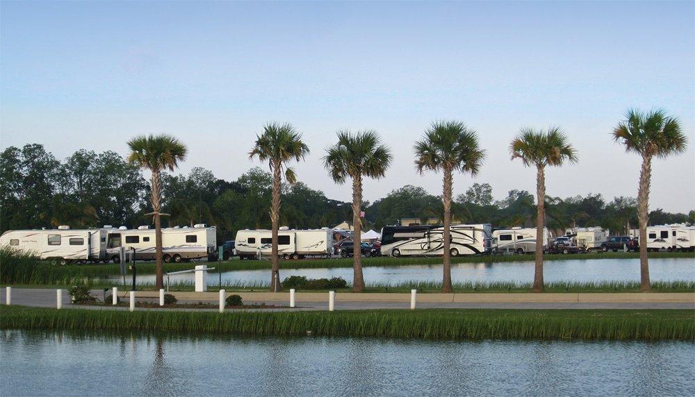 Cajun Palms RV Resort