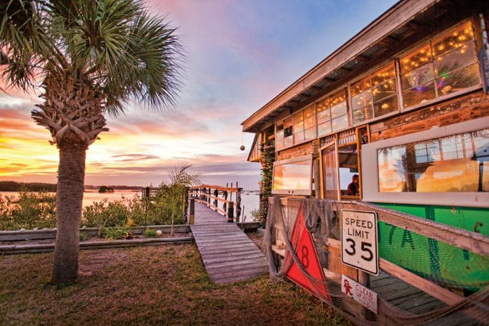 Tiki-Bar-Afterglow-Low-Key-Hideaway-Cedar-Key-Florida